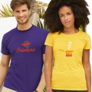 Budget T-shirts